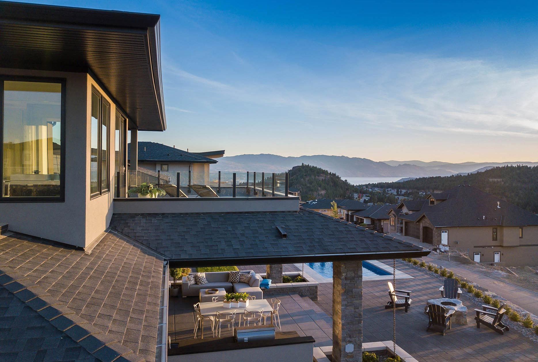 Wilden Rocky Point Showhome View
