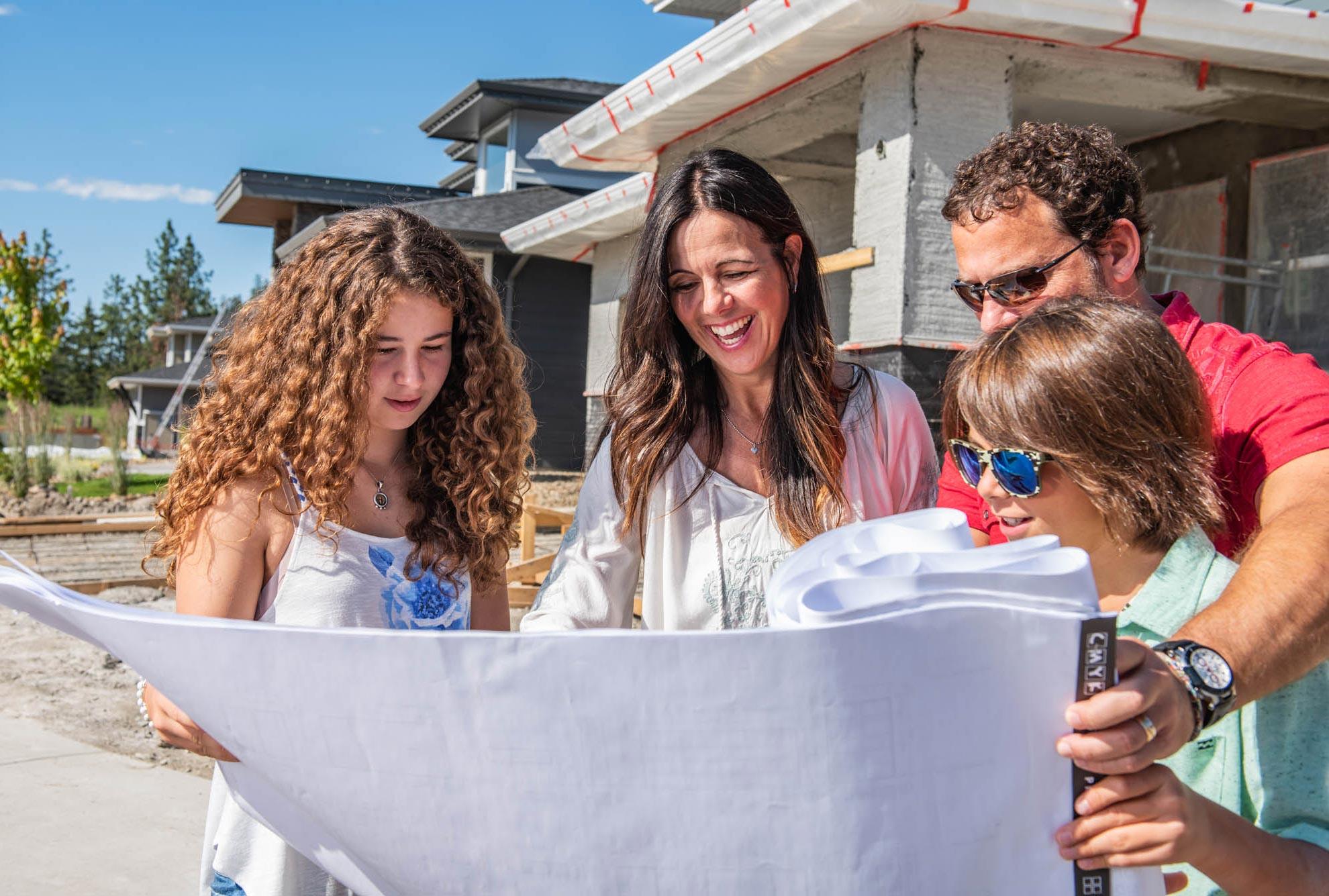 Wilden Family New Home Plans Okanagan