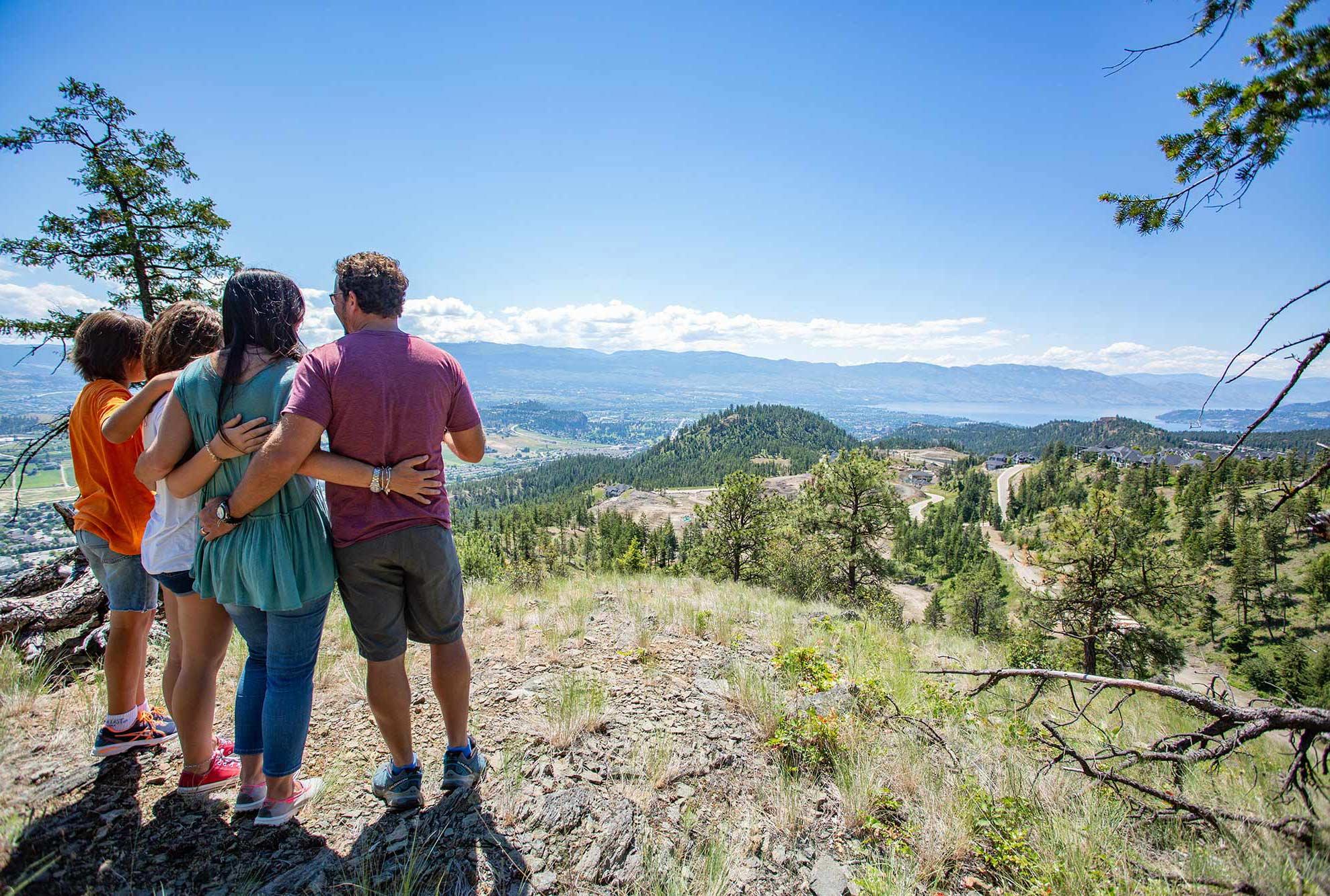 Wilden Family Echo Ridge View - Kelowna