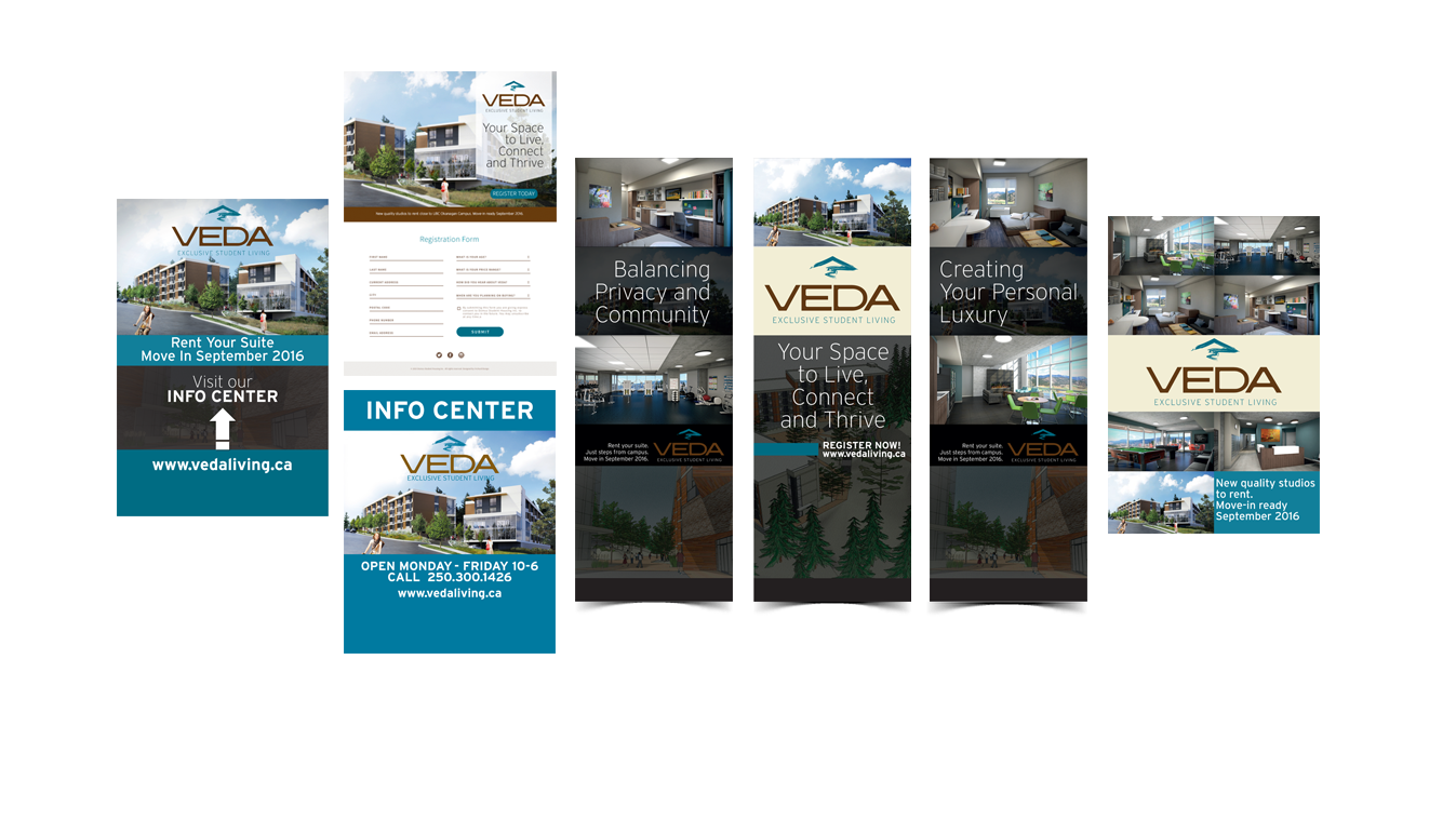 VEDA Student Housing Design Work - Kodiak BC