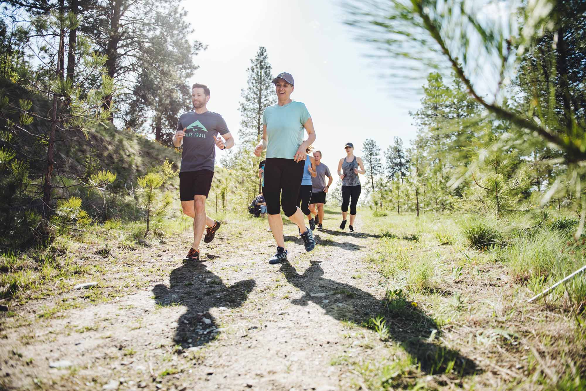 Wild One Run Group, Kelowna