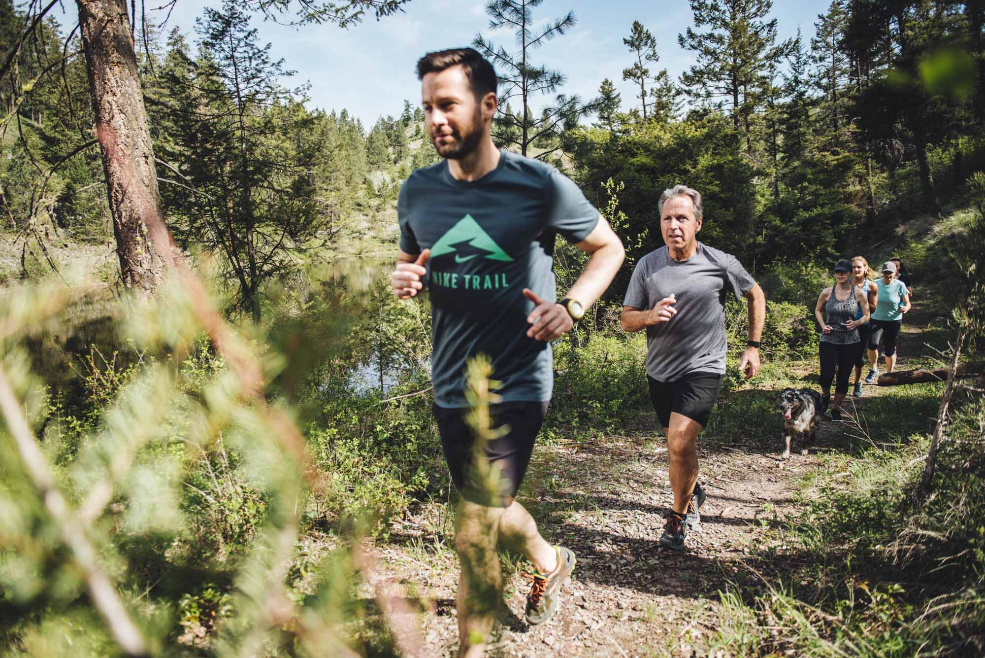 Trail Runners Okanagan