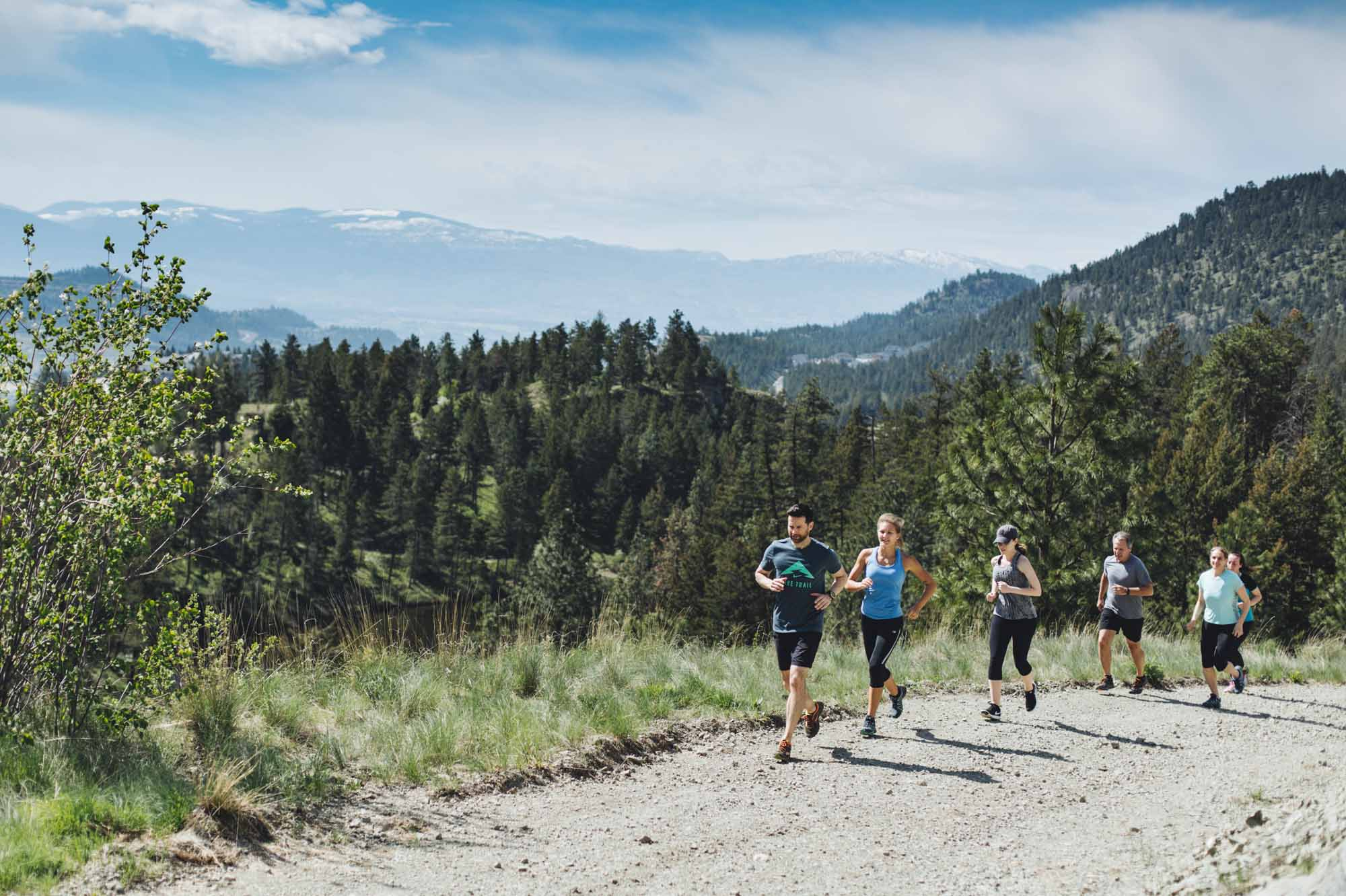 Wild One Okanagan Trail Race
