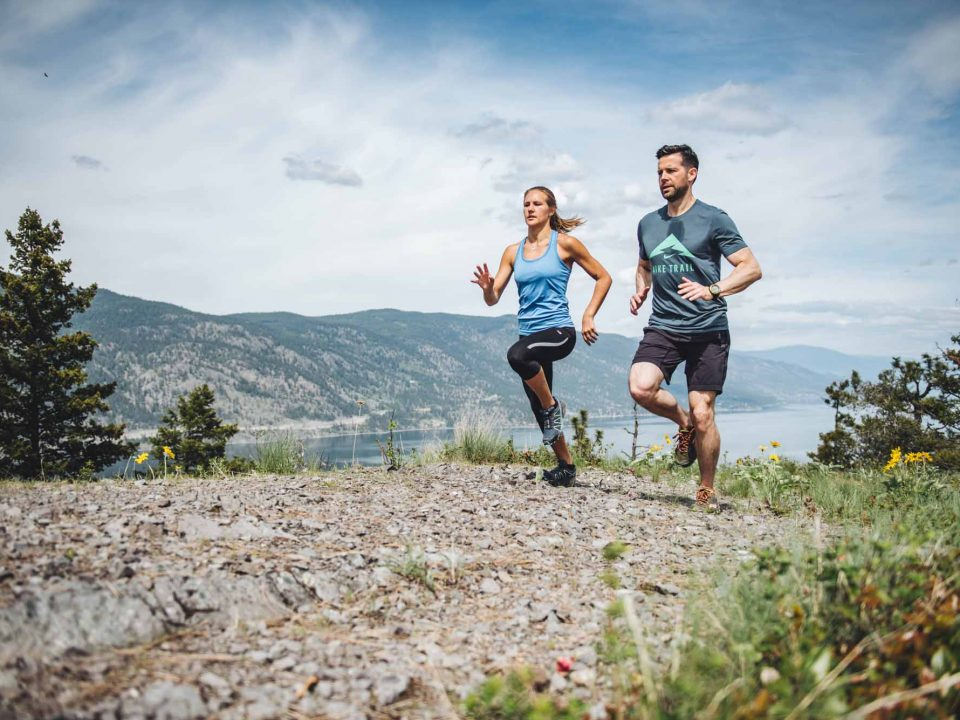 Wild One Kelowna Trail Run